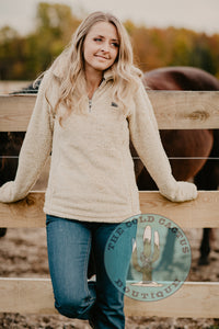 Kimes Ranch Women's LL Bourbon Pullover (2 Colours)
