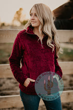 Load image into Gallery viewer, Kimes Ranch Women's LL Bourbon Pullover (2 Colours)