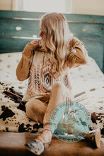 Load image into Gallery viewer, 'Bryndle' Aztec Loungewear Jogger Set