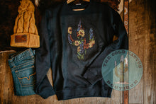 "Load image into Gallery viewer, ""Floral Blossom"" CC Exclusive Crewneck"