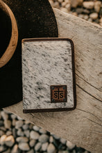 Load image into Gallery viewer, Magnetic Cowhide Wallet by STS Ranch