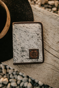Magnetic Cowhide Wallet by STS Ranch