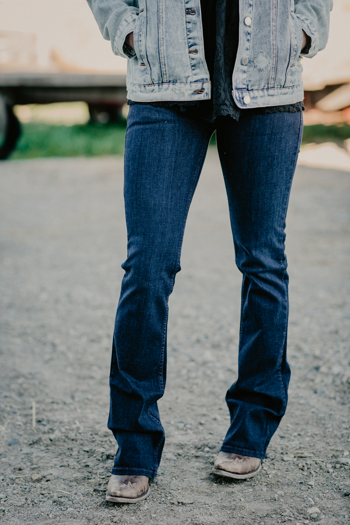 Audrey Performance Low Rise Bootcut by Kimes Ranch