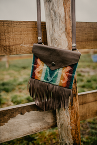 Vada Handcrafted Crossbody Purse / Fanny Pack Duo by Sister Wild