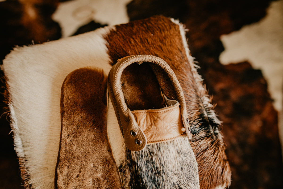 Sheepskin Insoles by Posh Panda (Sizes 6-10)