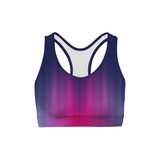 Aurora Dots Sports Bra - SajKin