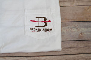 Broken Arrow Outfitters Logo Tee