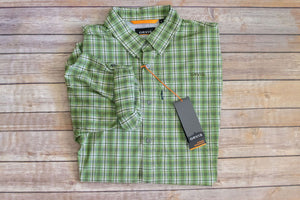 Orvis South Fork Shirt LS Cactus