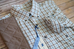 Onward Reserve Performance Shooting Shirt Pine Bark