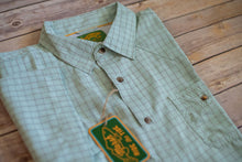Load image into Gallery viewer, Marsh Wear Bull Island SS Button Down Moss