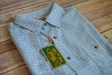 Load image into Gallery viewer, Marsh Wear Bull Island SS Button Down Sky Blue