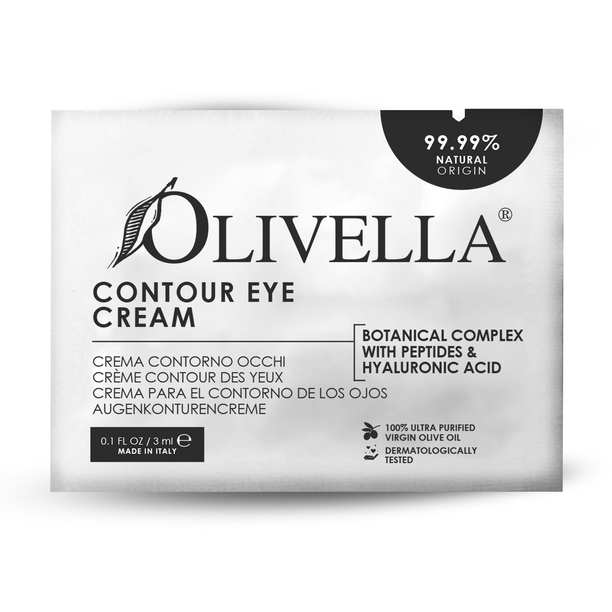 Olivella Contour Eye Cream Sample