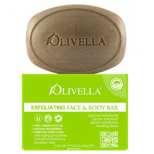 Load image into Gallery viewer, Olivella Exfoliating Bar Soap 5.29 Oz