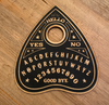 Planchette Pendulum Board and Sphere Holder