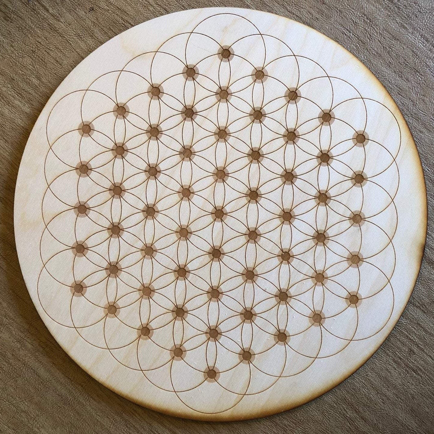 Flower of Life Dotted