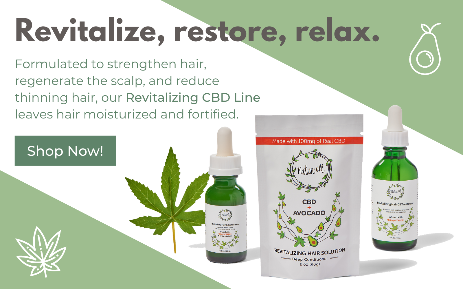 full revitalizing line cbd
