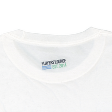 Load image into Gallery viewer, White Logo Tee