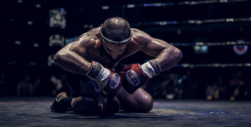 HOW TO OVERCOME YOUR FEAR AND BE CONFIDENT IN FIGHTING