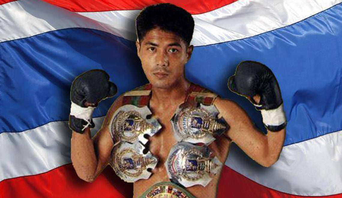 Muay Thai Legend Samart Payakaroon Highlights