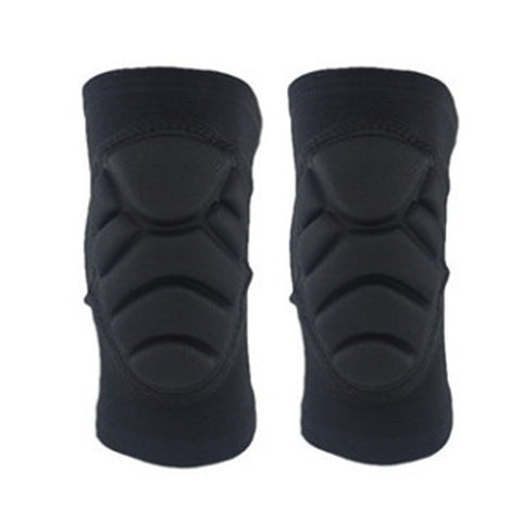 TUFF Protection Knee Pads Guards Training Sponge Anti-Slip Collision Avoidance Knee Sleeve Protector Brace Support