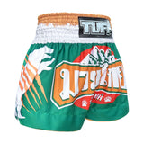 TUFF Kids Shorts Green Mountain Bear