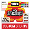 TUFF Custom Muay Thai Shorts