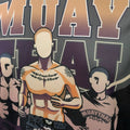 TUFF Muay Thai Shirts Training Motivation Will Power