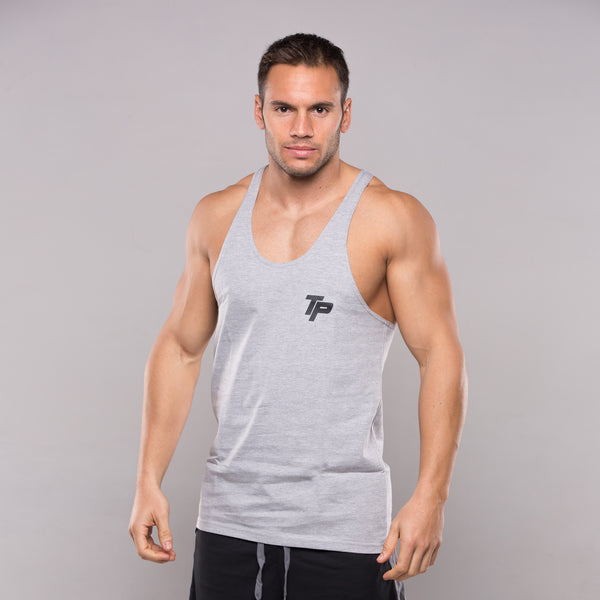 Stringer Vest - Grey