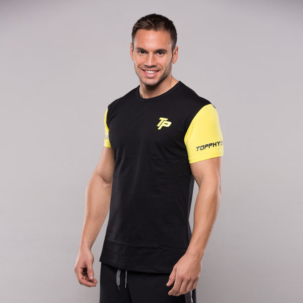 TP Slim Sleeves T-shirt YELLOW