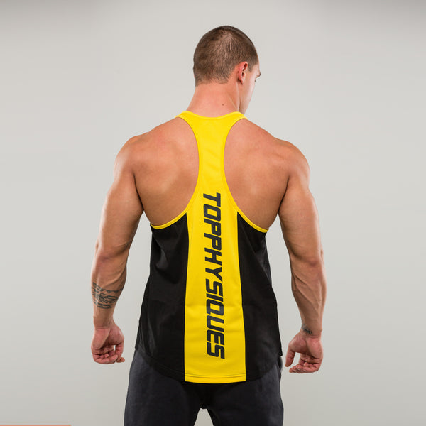 BP-X Stringer Vest - Yellow Panel