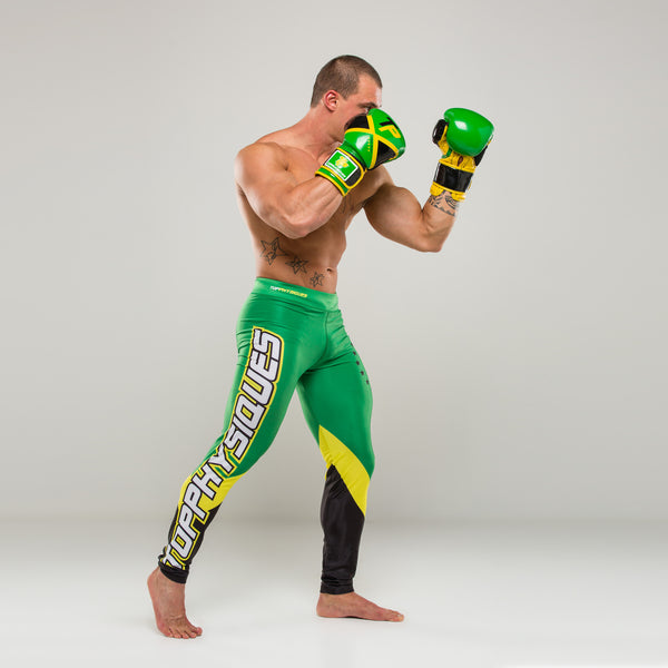 Jamaica Fight Compression Pants