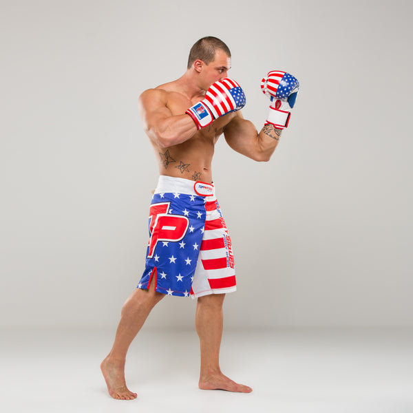 Team USA MMA Shorts