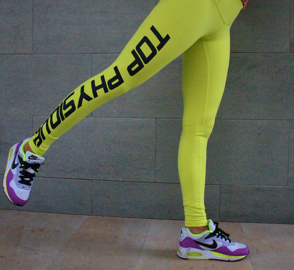 Topphysiques Leggings (Yellow)
