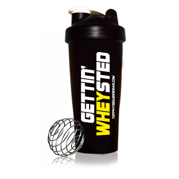 Gettin' Wheysted SHAKER Bottle