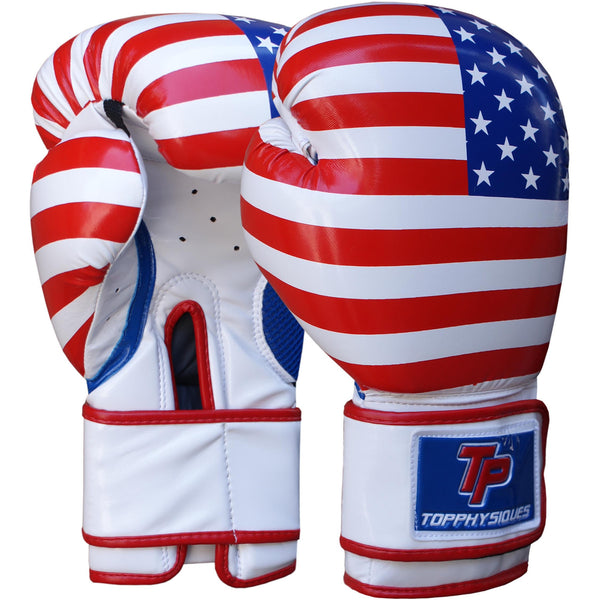 USA Boxing Gloves