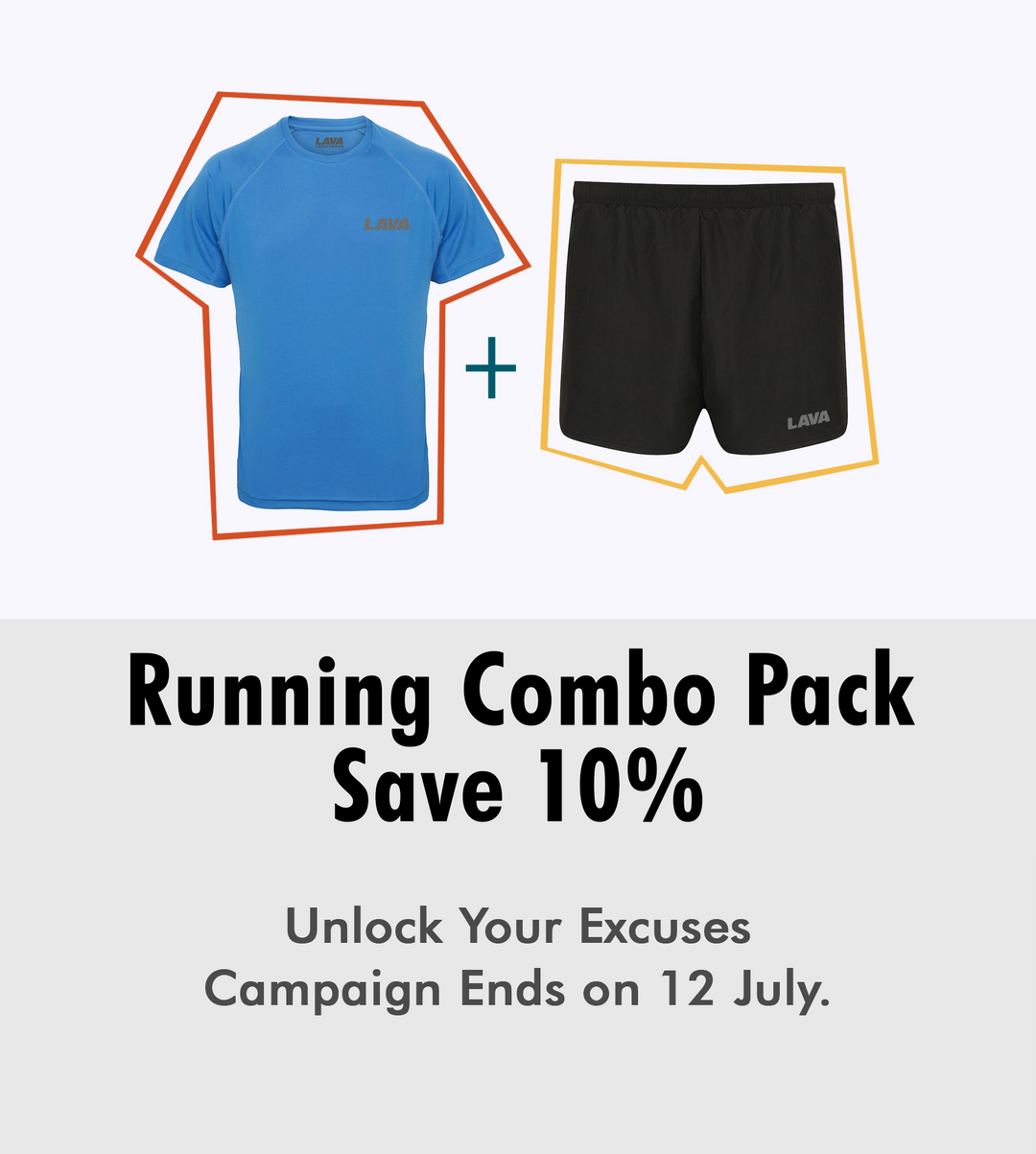 Running Combo Pack - Risparmia il 10%