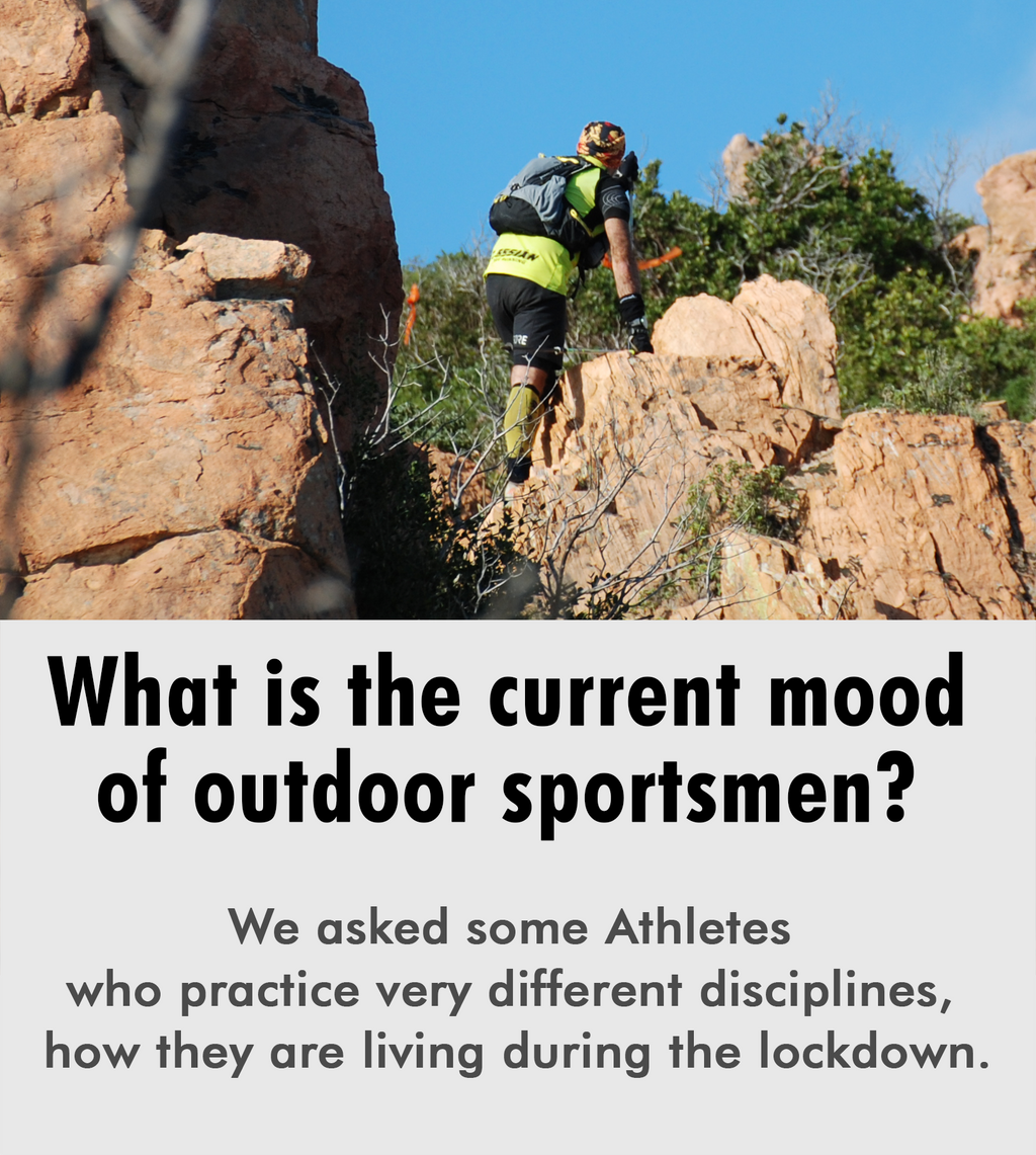 What is the current mood of outdoor sportsmen?