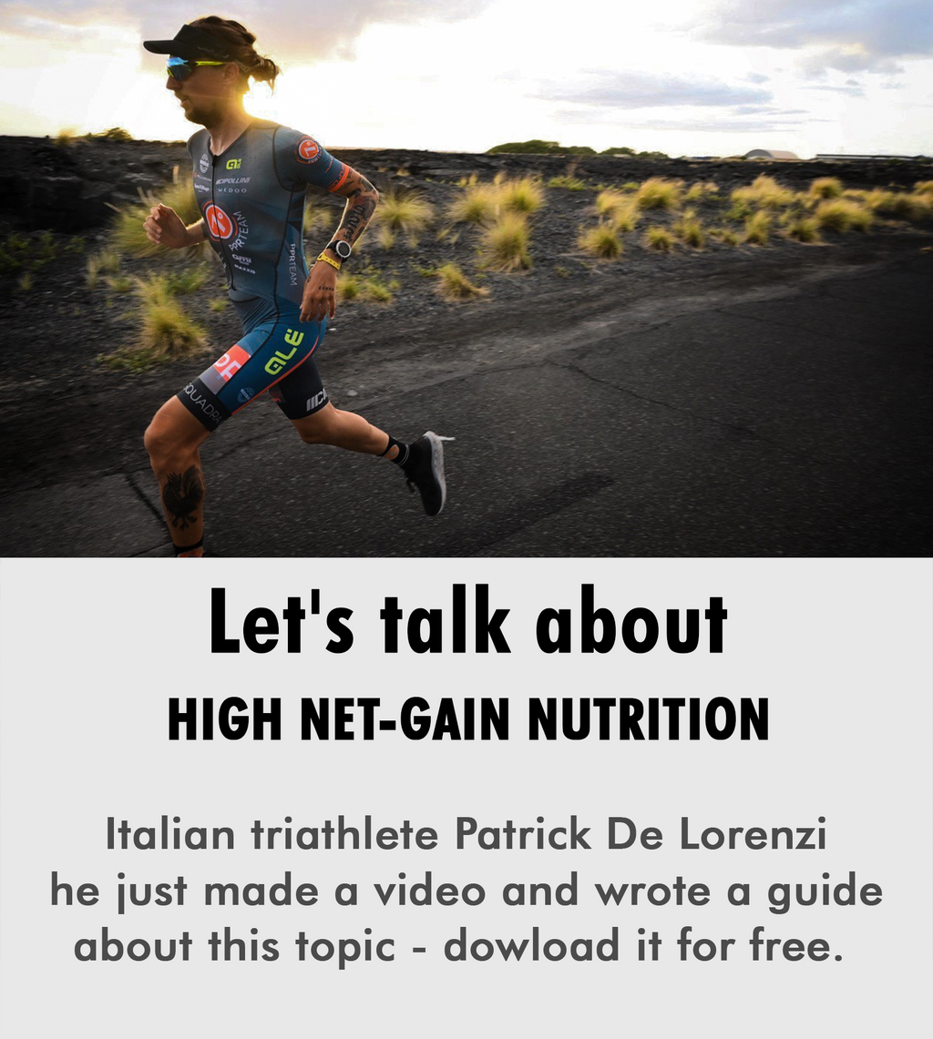 HIGH NET-GAIN NUTRITION