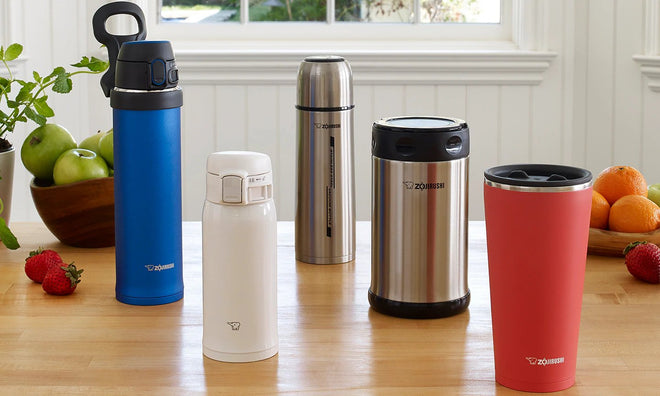 Vacuum Insulated Food Jars