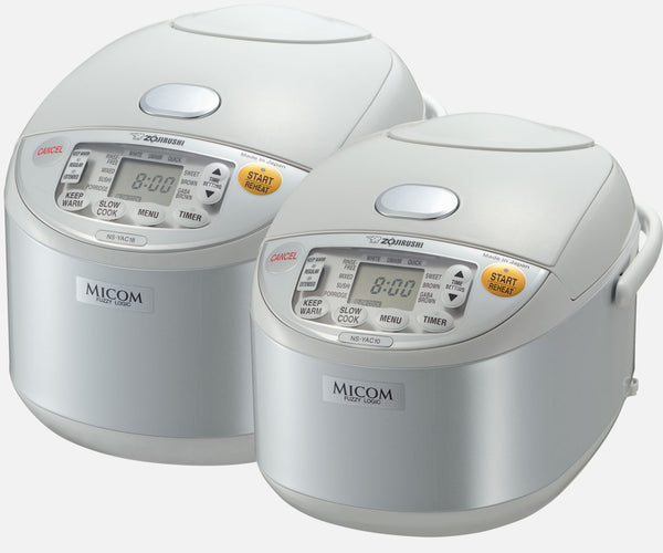 Umami® Micom Rice Cooker & Warmer NS-YAC10/18