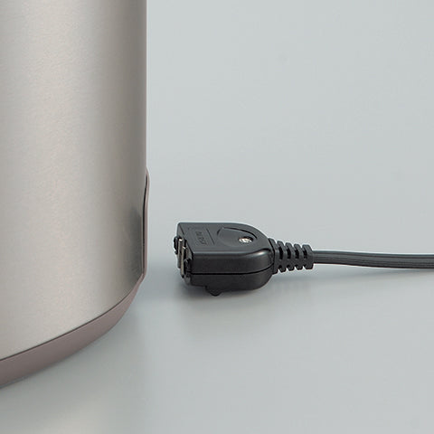 Removable magnetic power cord