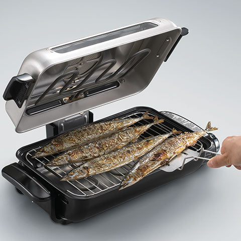Ideal for roasting fish, chops, chicken and steak