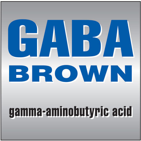 GABA BROWN menu or brown rice activation available to activate brown rice for increased nutritional values