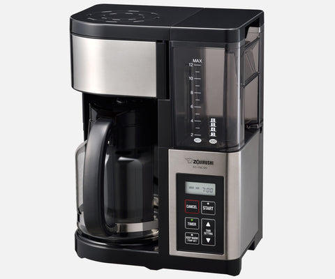Fresh Brew Plus 12-Cup Coffee Maker EC-YGC120