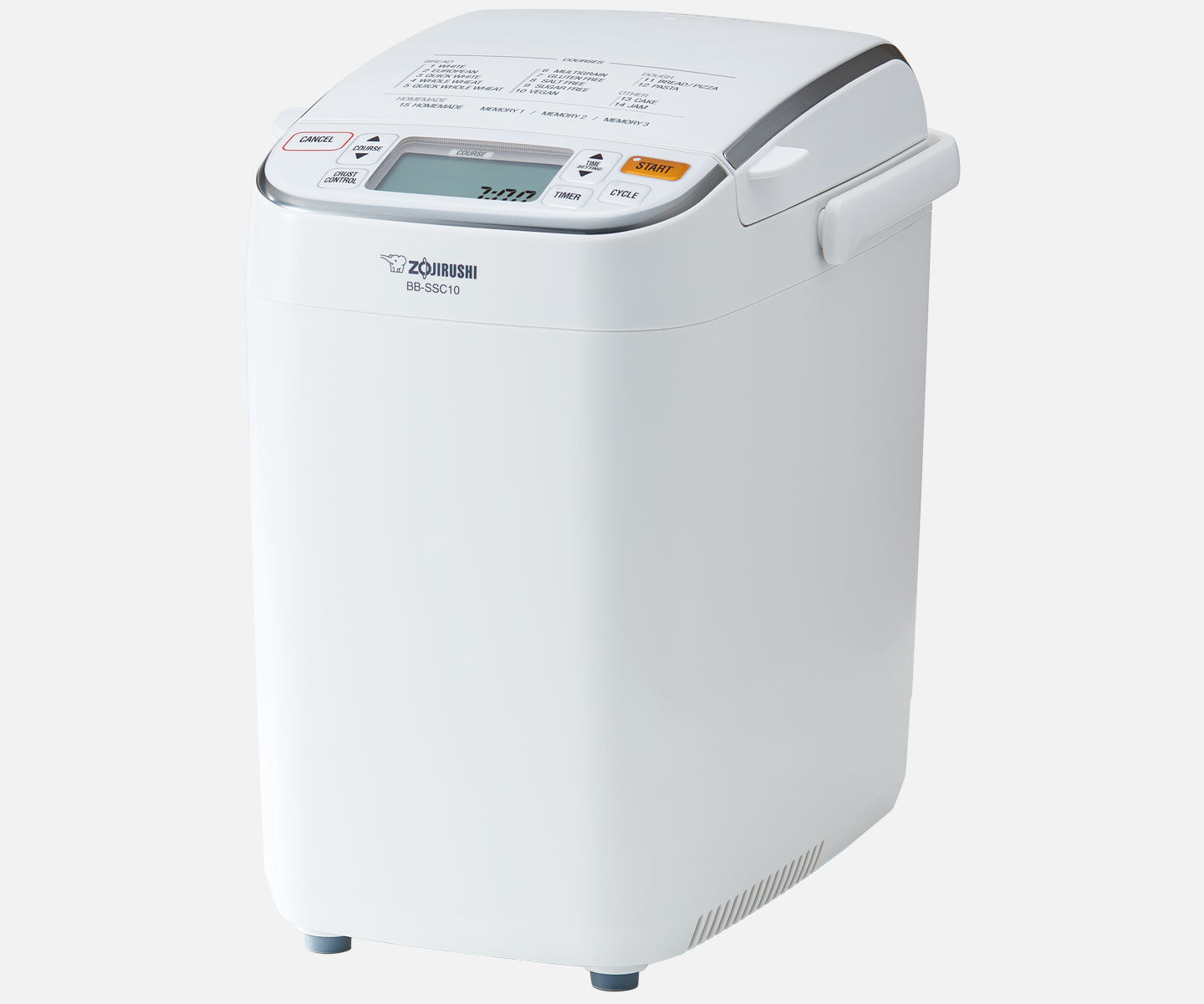 Home Bakery Maestro® Breadmaker BB-SSC10