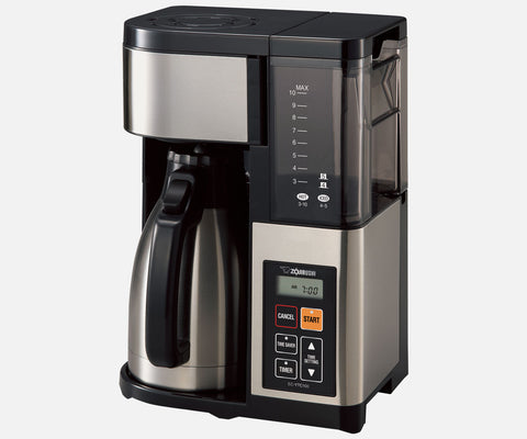 Fresh Brew Plus Thermal Carafe Coffee Maker EC-YTC100