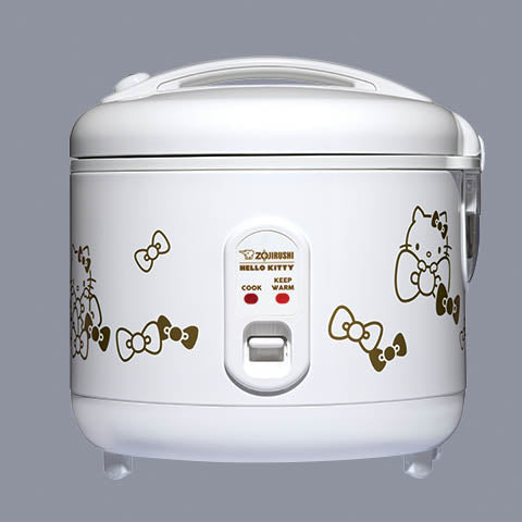 Also available - Rice Cooker & Warmer NS-RPC10KT