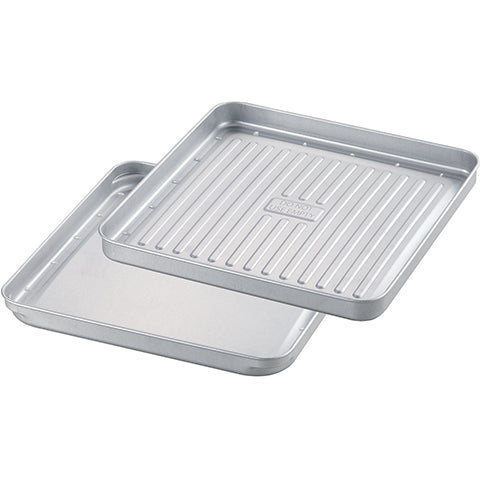Baking tray and broil tray accessories