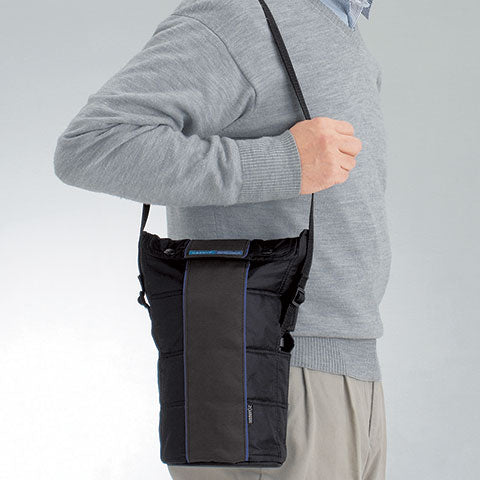 Convenient carrying strap and protective cover