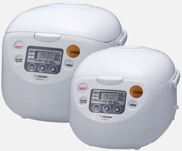 Micom Rice Cooker & Warmer NS-WAC10/18